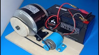 Download Video Free energy generator 2019 , How to make free energy from DC motor , wow amazing idea 2019 MP3 3GP MP4
