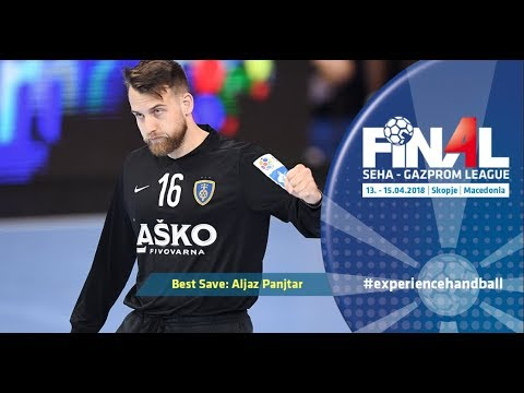 Final 4: Best save - Aljaz Panjtar (PPD Zagreb vs Celje PL)