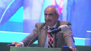 preview picture of video '(English Translation) Abulgassem El-Badri - Manager, ALECSO - Arab Education Summit 2013, Jordan'
