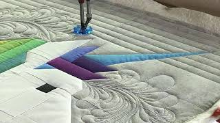 Freehand Quilting Ideas On A Longarm!