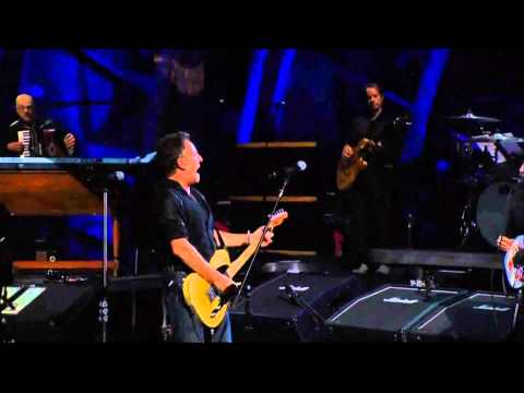 The Ghost of Tom Joad (with lyrics) - Bruce Springsteen and Tom Morello