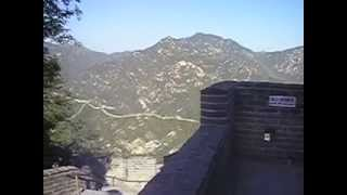 preview picture of video 'Great Wall of China'
