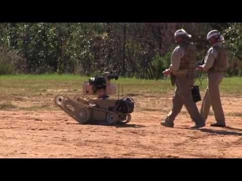 US Army Robot Fires Machine Gun, Internet Watches In Horror