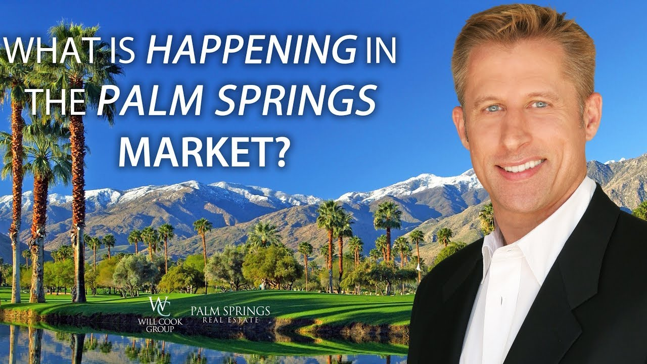 A Quick Update About Your Palm Springs Market
