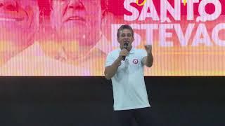 LIVE: CONVENÇÃO DO PT E PSD CONFIRMA ROGÉRIO E ORLANDO PARA AS ELEIÇOES MUNICIPAIS