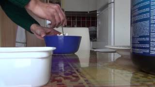 kolay ve hesaplı yemek tarifi  nar ile protein  gökhan erdogdu