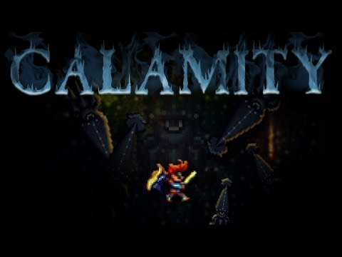 [S2] Terraria Calamity Mod - Episode 7 - Giant Squid Town