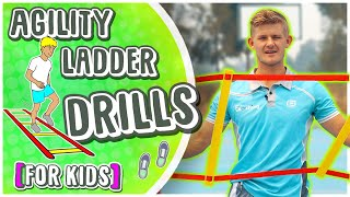 The Best Agility Ladder Movements For Kids
