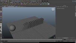 Maya tutorial : How to create your first animation in Maya