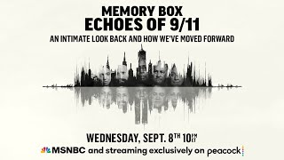 Picture of a movie: Memory Box: Echoes Of 9/11