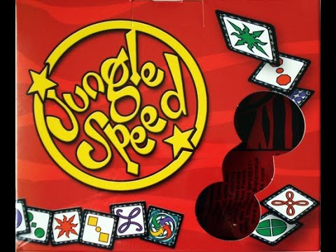 Jungle Speed - A Forensic Gameology Review