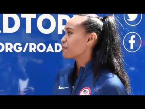 """Overtime"" – Ep. 19 – Times Square 100 Day Olympic Countdown, Road to Rio"