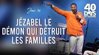 Pasteur Grégory Toussaint | 40 DAY FAST 2019 | Jézabel, le démon qui détruit les familles | TG