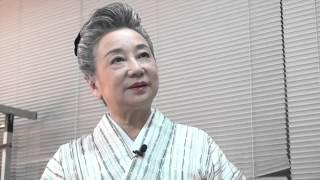 石牟礼道子の世界Vインタビュー佐々木愛