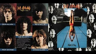 Def Leppard - Bringin' On The Heartbreak (Remix)