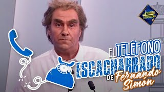 Carlos Latre nos trae al mismísimo Fernando Simón - El Hormiguero
