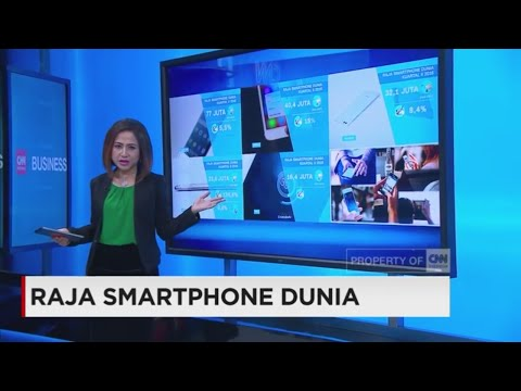 Video Raja Smartphone Dunia