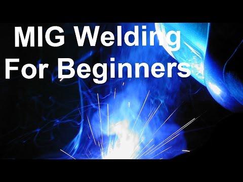 MIG Welding Courses Online