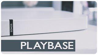 Sonos Playbase   mein Heimkino Review & Klangtest   deutsch