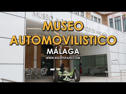Museo Automovilistico, Málaga Spain 2016.