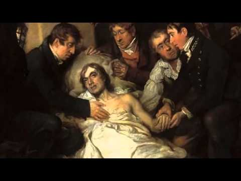 Trafalgar & The Death of Nelson 1805