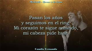 ¡NUEVA! Melendi   Besos A La Lona (con Letra   Canción Original)