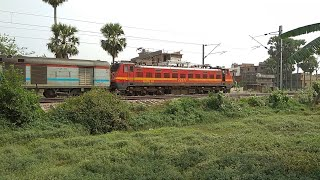 preview picture of video '22412 Arunachal ACSF with Howrah p4 || INDIAN RAILWAYS ||'