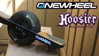 Onewheel + XR Hoosier 11X5.5-6 Treaded Tire Installation Tutorial