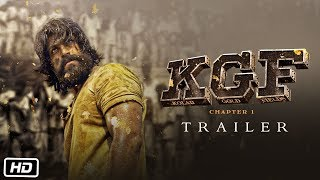 Yash New Movie KGF Trailer