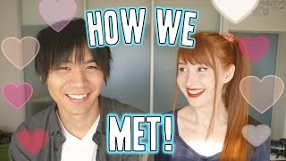 How we met!
