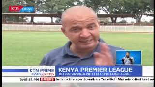Kakamega Homeboyz beat Mount Kenya in a Kenya Premier League Match