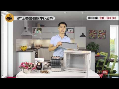 Giới thiệu máy làm tỏi đen Việt Nhật VN01