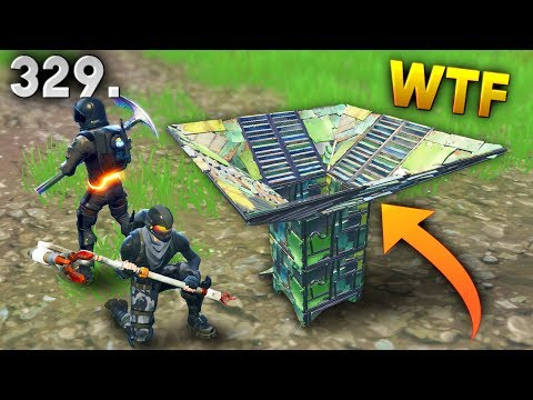 PORT-A-FORT GLITCH..?! Fortnite Daily Best Moments Ep.329 (Fortnite Battle Royale Funny Moments)