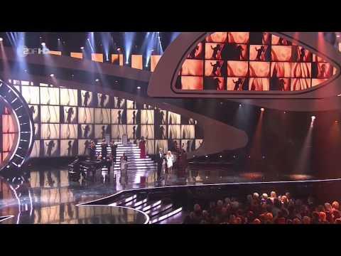 Helene Fischer im Duett mit Max Raabe & Palast Orchester - Für Frauen ist das kein Problem - ZDF HD
