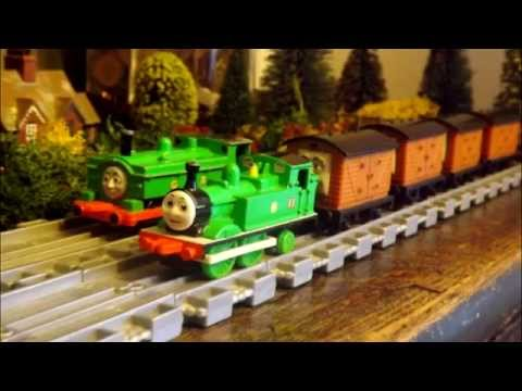 ERTL Stop Motion: Oliver's Fishy Day