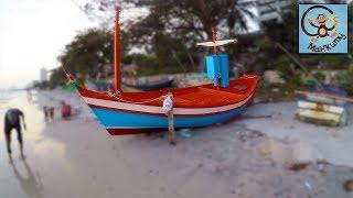 Новый год в Таиланде, Lego Звёздные Войны, ночь на пляже. МанкиТайм в Таиланде