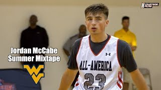 WVU Commit Jordan McCabe Summer Mixtape!