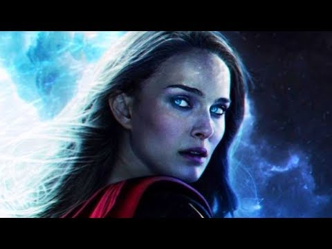 Natalie Portman Reacts To Being The Next Thor