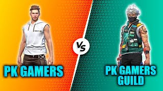 GIVEAWAY TOMORROW - PK GAMERS vs MY GUILD Player Custom 1 vs 1 | Who Will Me ? Garena Free Fire