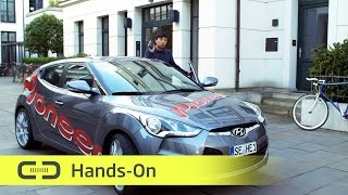 Pioneer SPH-DA120: CarPlay und MirrorLink im Hands-On