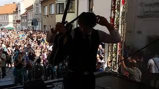Video The Basketles at Mělnické Vinobraní 2018