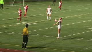 Full game - girls soccer - Montville 2, St. Bernard 0