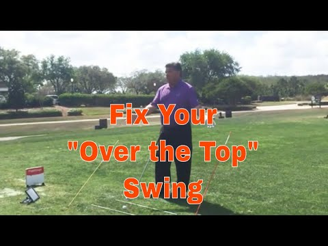 The Offset Alignment Stick Drill