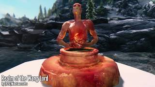 Skyrim Mods - Week 102 -  Wang Lord, Skeletons and the Bass Cannon V2