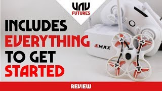 BEST BEGINNER DRONE RACING KIT TO DATE!! 2019 Emax tinyhawk RTF review