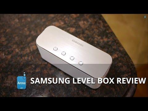 مراجعة سماعة سامسونج المتنقلة Level Box