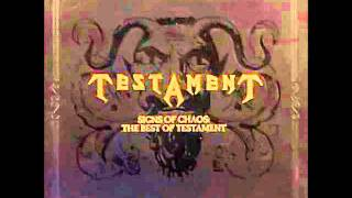 Testament - The sails of charon