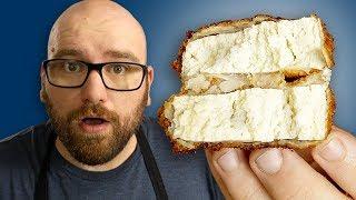 Making CHICKEN from TOFU - The Best VEGAN FRIED CHICKEN Recipe!!