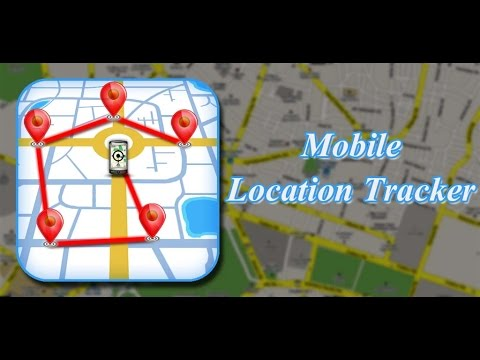Video of Mobile Location Tracker