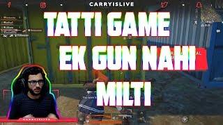 ye tatti game hai | carryislive | pubg mobile